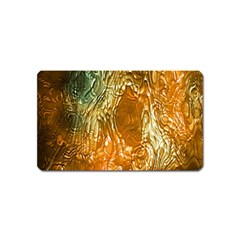Light Effect Abstract Background Wallpaper Magnet (name Card)