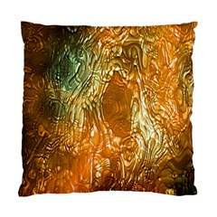 Light Effect Abstract Background Wallpaper Standard Cushion Case (two Sides)