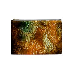 Light Effect Abstract Background Wallpaper Cosmetic Bag (medium)