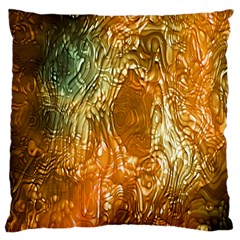 Light Effect Abstract Background Wallpaper Large Cushion Case (Two Sides)