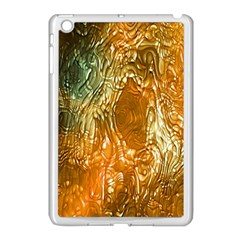 Light Effect Abstract Background Wallpaper Apple iPad Mini Case (White)