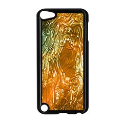Light Effect Abstract Background Wallpaper Apple Ipod Touch 5 Case (black)