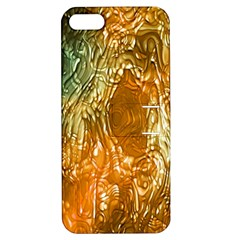 Light Effect Abstract Background Wallpaper Apple iPhone 5 Hardshell Case with Stand