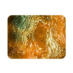 Light Effect Abstract Background Wallpaper Double Sided Flano Blanket (mini)