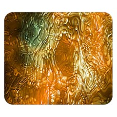 Light Effect Abstract Background Wallpaper Double Sided Flano Blanket (small)