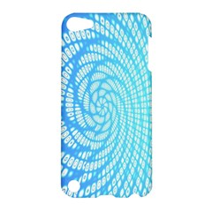 Abstract Pattern Neon Glow Background Apple Ipod Touch 5 Hardshell Case