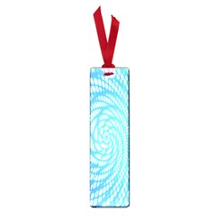 Abstract Pattern Neon Glow Background Small Book Marks