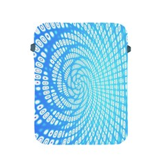 Abstract Pattern Neon Glow Background Apple iPad 2/3/4 Protective Soft Cases