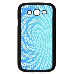 Abstract Pattern Neon Glow Background Samsung Galaxy Grand Duos I9082 Case (black)