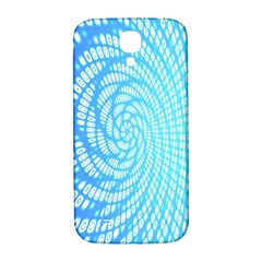 Abstract Pattern Neon Glow Background Samsung Galaxy S4 I9500/i9505  Hardshell Back Case