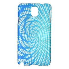 Abstract Pattern Neon Glow Background Samsung Galaxy Note 3 N9005 Hardshell Case