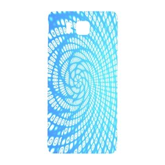 Abstract Pattern Neon Glow Background Samsung Galaxy Alpha Hardshell Back Case