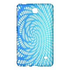 Abstract Pattern Neon Glow Background Samsung Galaxy Tab 4 (8 ) Hardshell Case