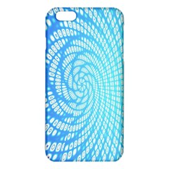 Abstract Pattern Neon Glow Background iPhone 6 Plus/6S Plus TPU Case