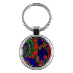 Recurring Circles In Shape Of Amphitheatre Key Chains (Round)