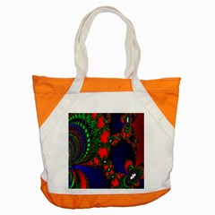 Recurring Circles In Shape Of Amphitheatre Accent Tote Bag