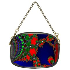 Recurring Circles In Shape Of Amphitheatre Chain Purses (One Side)