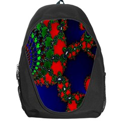 Recurring Circles In Shape Of Amphitheatre Backpack Bag