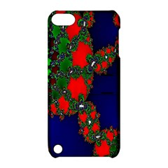 Recurring Circles In Shape Of Amphitheatre Apple Ipod Touch 5 Hardshell Case With Stand