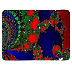 Recurring Circles In Shape Of Amphitheatre Samsung Galaxy Tab 7  P1000 Flip Case