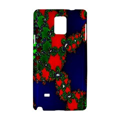 Recurring Circles In Shape Of Amphitheatre Samsung Galaxy Note 4 Hardshell Case