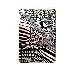 Abstract Fauna Pattern When Zebra And Giraffe Melt Together iPad Mini 2 Hardshell Cases