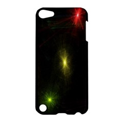 Star Lights Abstract Colourful Star Light Background Apple iPod Touch 5 Hardshell Case