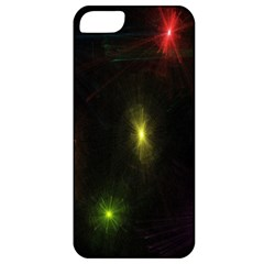 Star Lights Abstract Colourful Star Light Background Apple iPhone 5 Classic Hardshell Case