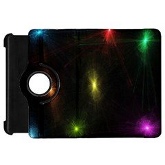 Star Lights Abstract Colourful Star Light Background Kindle Fire HD 7