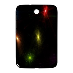 Star Lights Abstract Colourful Star Light Background Samsung Galaxy Note 8 0 N5100 Hardshell Case