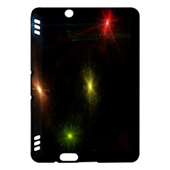 Star Lights Abstract Colourful Star Light Background Kindle Fire HDX Hardshell Case