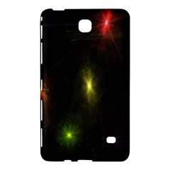 Star Lights Abstract Colourful Star Light Background Samsung Galaxy Tab 4 (7 ) Hardshell Case