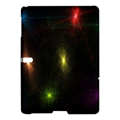 Star Lights Abstract Colourful Star Light Background Samsung Galaxy Tab S (10 5 ) Hardshell Case