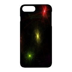Star Lights Abstract Colourful Star Light Background Apple Iphone 7 Plus Hardshell Case