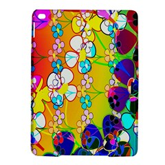 Abstract Flowers Design iPad Air 2 Hardshell Cases