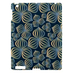 Gradient Flowers Abstract Background Apple Ipad 3/4 Hardshell Case