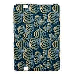 Gradient Flowers Abstract Background Kindle Fire Hd 8 9