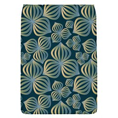 Gradient Flowers Abstract Background Flap Covers (S)