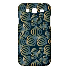 Gradient Flowers Abstract Background Samsung Galaxy Mega 5 8 I9152 Hardshell Case