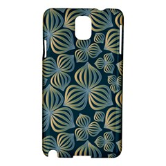Gradient Flowers Abstract Background Samsung Galaxy Note 3 N9005 Hardshell Case