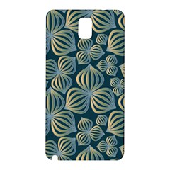 Gradient Flowers Abstract Background Samsung Galaxy Note 3 N9005 Hardshell Back Case