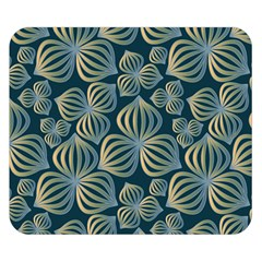 Gradient Flowers Abstract Background Double Sided Flano Blanket (small)