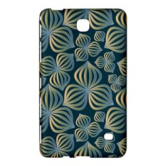 Gradient Flowers Abstract Background Samsung Galaxy Tab 4 (7 ) Hardshell Case