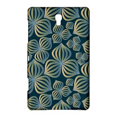 Gradient Flowers Abstract Background Samsung Galaxy Tab S (8 4 ) Hardshell Case