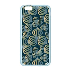 Gradient Flowers Abstract Background Apple Seamless iPhone 6/6S Case (Color)