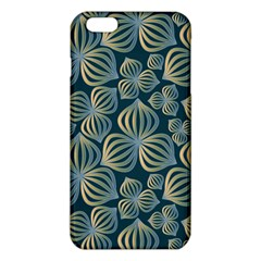 Gradient Flowers Abstract Background iPhone 6 Plus/6S Plus TPU Case