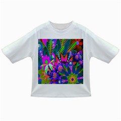 Wild Abstract Design Infant/toddler T Shirts