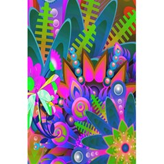 Wild Abstract Design 5 5  X 8 5  Notebooks