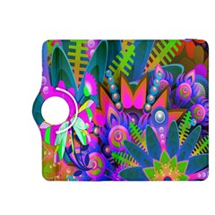 Wild Abstract Design Kindle Fire Hdx 8 9  Flip 360 Case