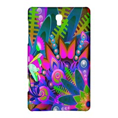 Wild Abstract Design Samsung Galaxy Tab S (8.4 ) Hardshell Case